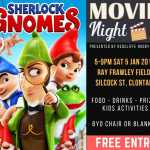 MOVIE IN THE PARK 2019