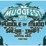Mudd Fest 2019 - Puddle of Mudd, Saliva, Trapt, Saving Abel and Tantric 2019