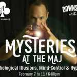 Mysteries at the Maj - Fringe World 2019