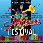 Napa Artisan's Festival 2019