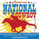 National Day of the American Cowboy 2020