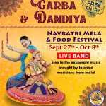 Navaratri & Dandiya - Garba Night at Radha Krishna Temple of Dallas!!! 2021