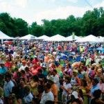 NC Wine Festival at Tanglewood Park 2017