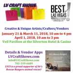 New Year's Shopping Soiree Craft & Gift Show 2020