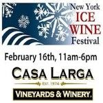 New York Ice Wine and Culinary Festival 2018