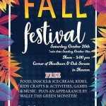 Newton Fall Festival 2021