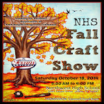 NHS Fall Craft Show 2016