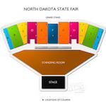 North Dakota State Fair ShowPass 2019