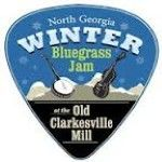 North Georgia Winter Bluegrass Jam 2017