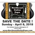 Northeast Guitar Expo 2019