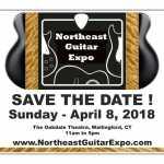 Northeast Guitar Expo 2018