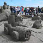 Northwest Open Sand Sculpture Contest 2020