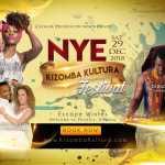 NYE Kizomba Kultura Festival 2018