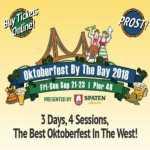 Oktoberfest By The Bay 2018 2021