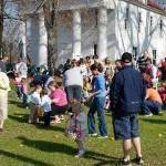 Old Fashion Egg Hunt and Games 2020