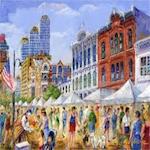 Old Pecan Street Festival 2020