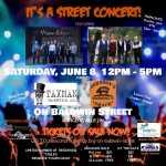 'On Baldwin Street' Concert & Food Festival 2020