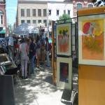 Oskaloosa Art on the Square 2018
