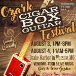 Ozark Cigar Box Guitar Music Festival 2020