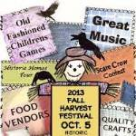 Pendleton Fall Harvest Festival 2017