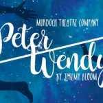 Peter/Wendy 2019
