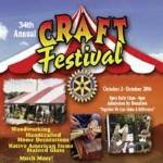 Pigeon Forge Rotary Club Crafts Festival 2016