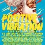 Positive Vibration - Festival of Reggae 2018 2021