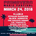 Primavera Music Festival 2022