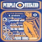 Purple Weekend 2019