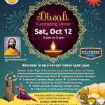 Radha Krishna Temple, Allen - Diwali Fundraising Dinner!!! 2021