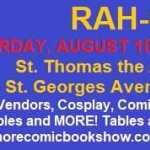 Rahway Comic Book Expo 2019