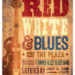 Red, White & Blues on the Plaza 2021