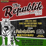 Republik Music Festival OAHU 2018