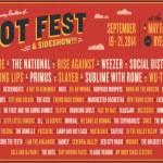 Riot Fest & Sideshow 2016