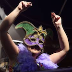 Riverwalk Mardi Gras Arts and Crafts Show 2019