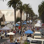 Rose Bowl Flea Market and Market Place 2017