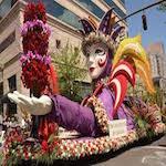 Rose Festival Grand Floral Parade 2017