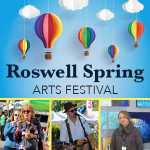Roswell Spring Arts and Crafts Festival 2020 2021