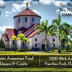 Saint Hagop Armenian Winter Bazaar 2019