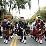 Saint Patrick's Day Parade & Fireworks 2022