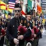 San Francisco's Saint Patrtrick's Day Parade 2017