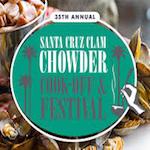 Santa Cruz Clam Chowder Cook Off & Festival 2018