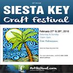 Siesta Key Craft Festival 2017