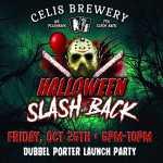 Slashback Halloween - Dubbel Porter Coffee Launch Party 2020