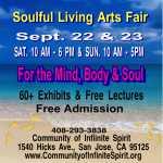 Soulful Living Arts Fair 2018 2018