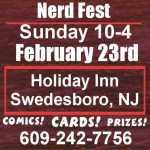South Jersey Nerd Fest 2020
