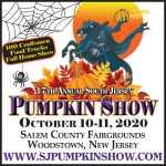 South Jersey Pumpkin Show 2020