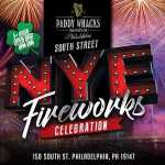 South Street New Year's Eve Fireworks Celebration 2017