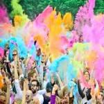 Southampton HOLI ONE Colour Festival 2018