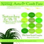 Spring Arts and Crafts Fair 2019
